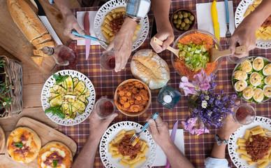 The Secret Ingredient in the Mediterranean Diet